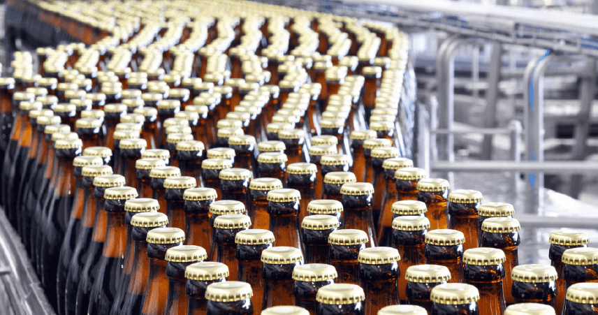 FMCG company (brewing) headquartered in Europe